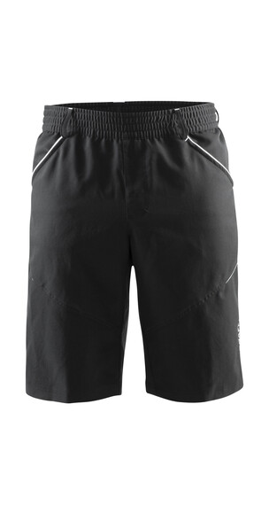 Craft Escape Base Shorts Men black/white